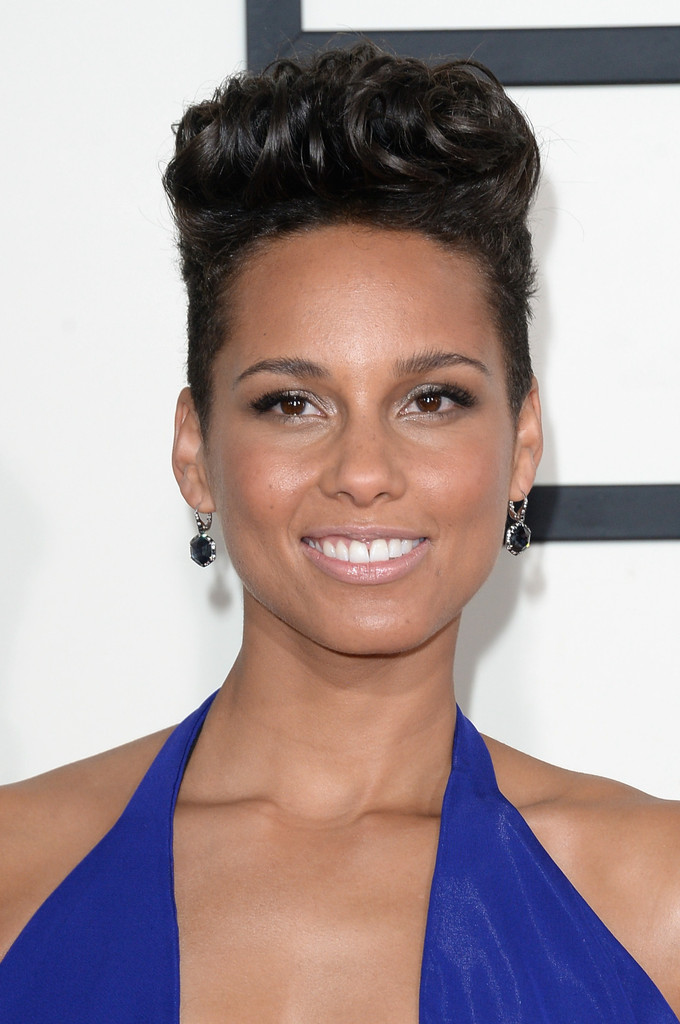 Apologise, but, Alicia keys hairstyles really. agree