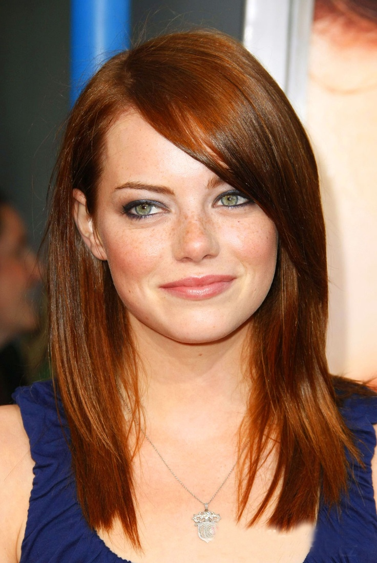 25 best auburn hair color ideas for 2017 4medium red hair with brown lowlights and blonde highlights urmus Gallery