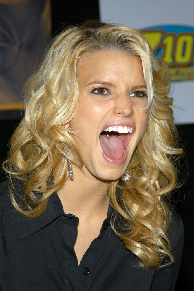 Jessica Simpson Hairstyles Girlterest