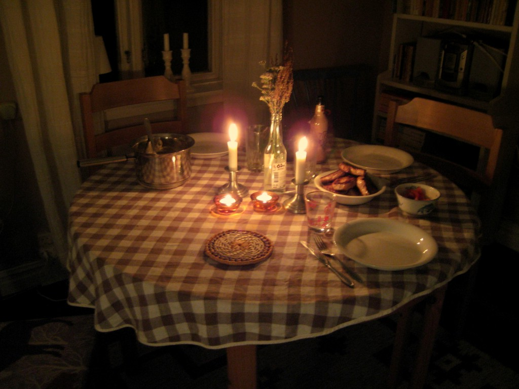 candlelit dinner for two at home uyvaj5a6g 1