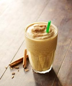 Cinnammon Dolce Light Frappuccino Blended Coffee