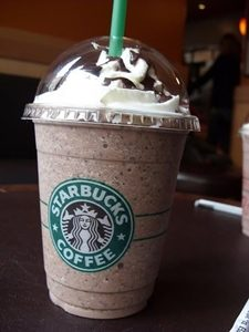Java Chip Frappuccino Blended Coffee