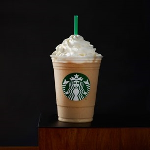 White Chocolate Mocha Frappuccino Blended Coffee