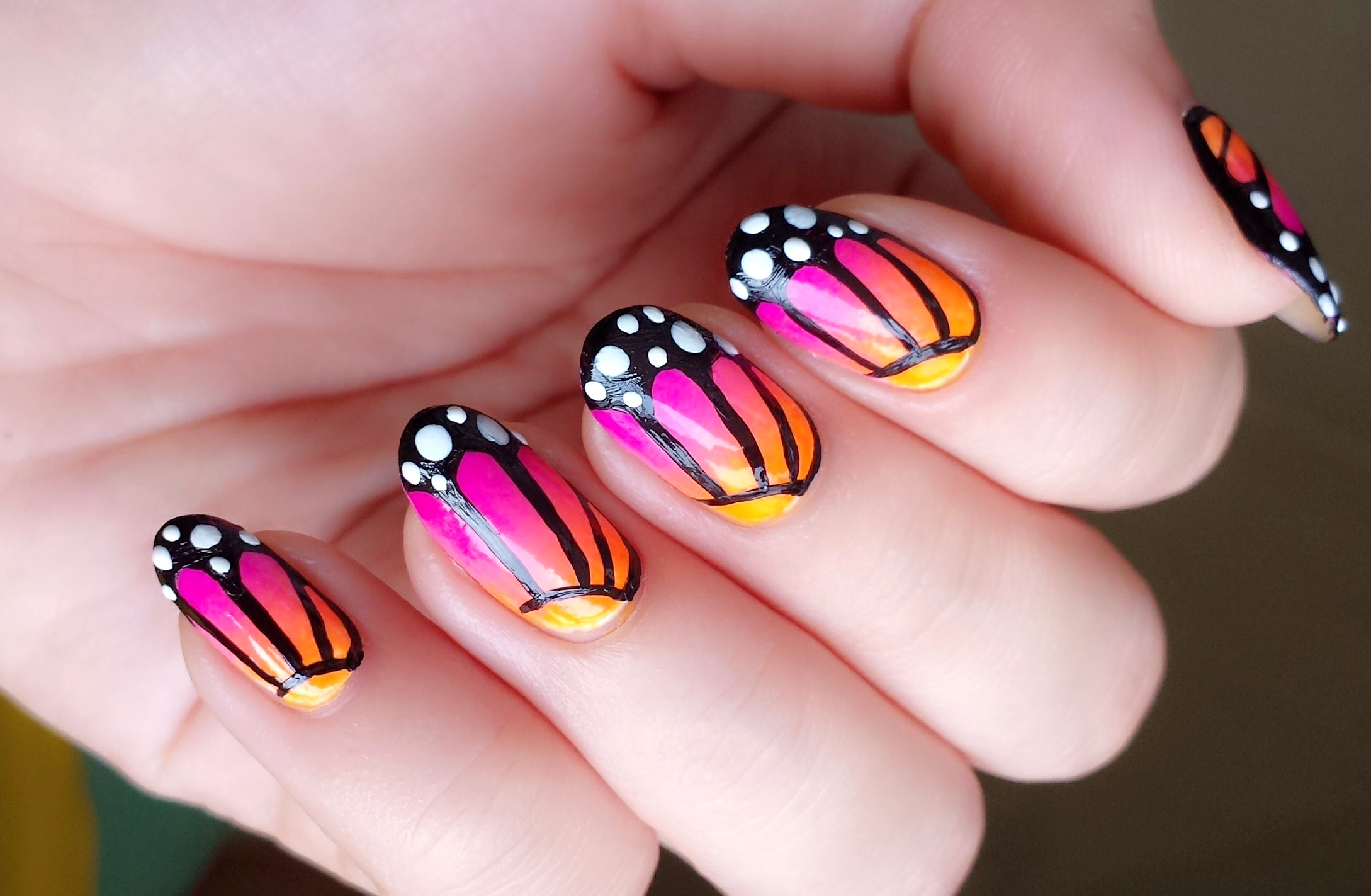 Best Nail Art Design: Top 30 Cute Gel Nails Designs