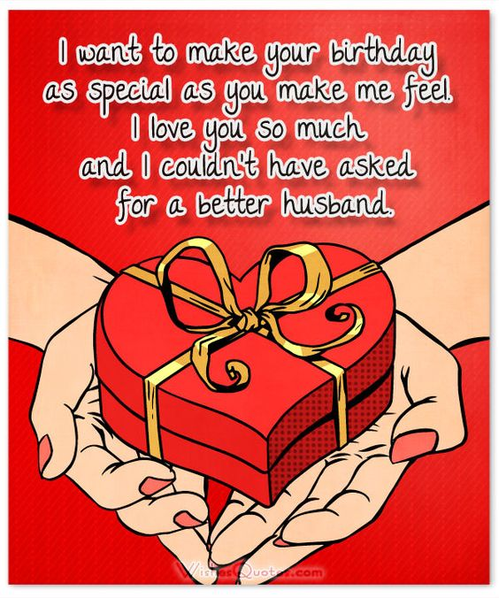 50 Birthday Wishes For Husband: 50 Cute And Romantic Birthday Wishes For Husband