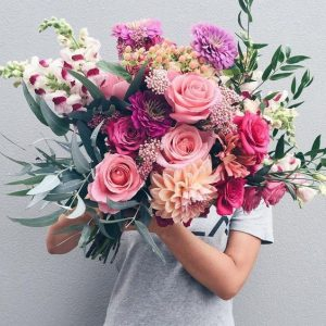 Get some flowers