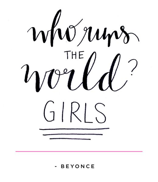 Girl Power Quotes Glamorous Inspiring Girl Power Quotes Girlterest