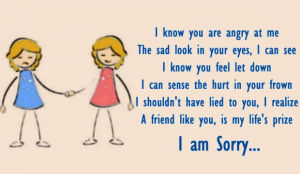 50 I'm Sorry Quotes