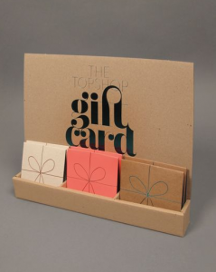 Clothing Gift Card
