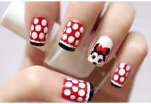 Disney Nails and Makeup: 20 Breathtaking Disney Inspired Makeup and Nails Ideas