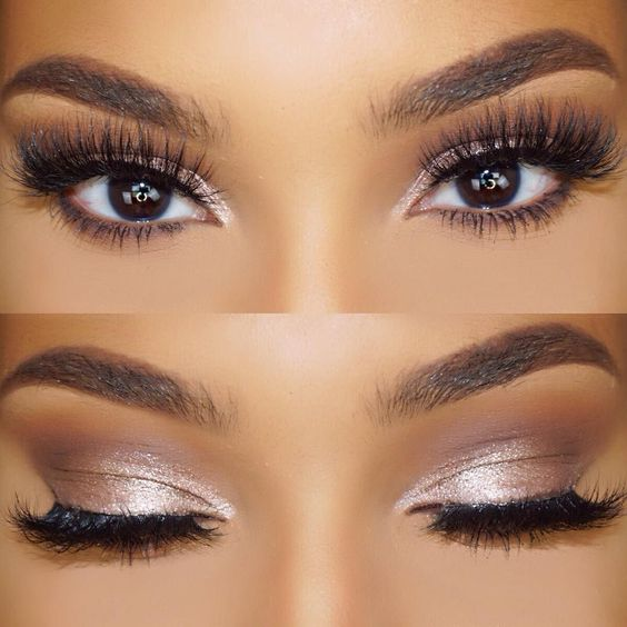 Eye makeup for going out