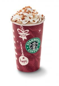 Christmas In A Cup Latte