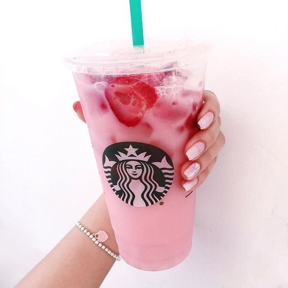 Starbucks Pink Drink Name