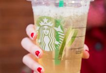 vegan Starbucks drinks