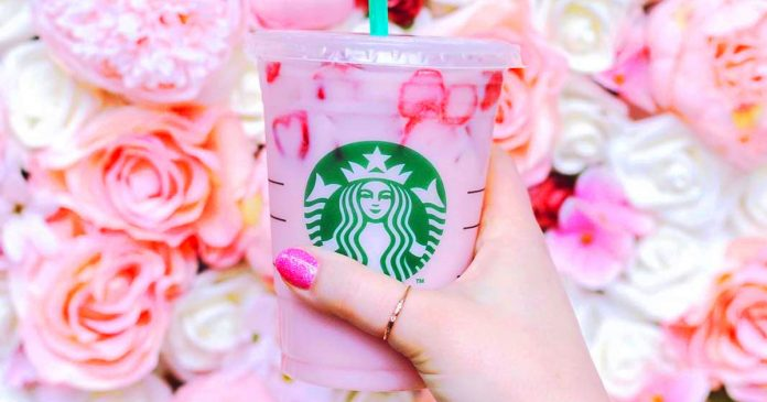 pink drink starbucks