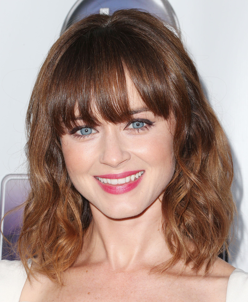 Best Hairstyles Bangs Pretty