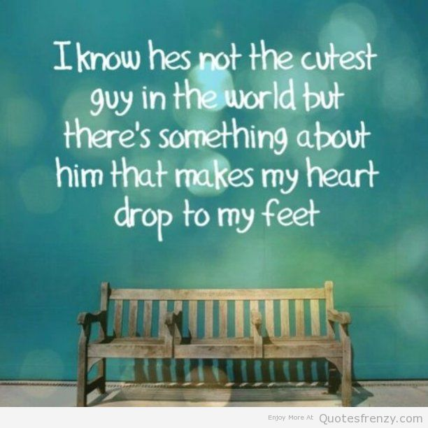 Top 30 Crush Quotes For Him