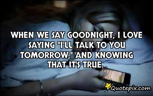 Goodnight Sweetheart Quotes Quotesgram: Good Night Quotes For Him: Cutest Goodnight Quotes For Him