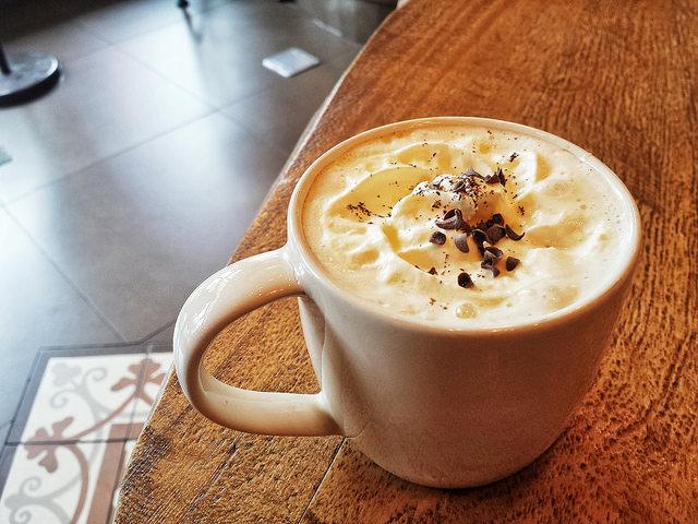 Vanilla Latte starbucks