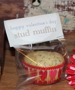 make muffins for your stud muffin