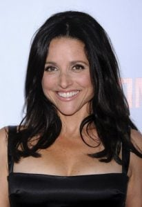 julia louis dreyfus hairstyle