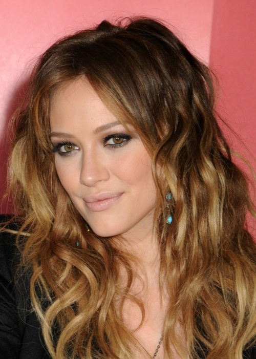 ombre hair color