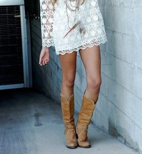 Tall-western-boots
