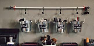 Best DIY Makeup Storage Ideas