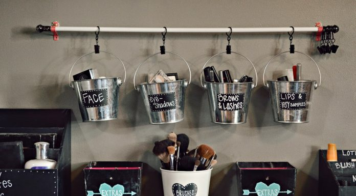 Best DIY Makeup Storage Ideas