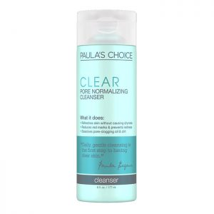 what is the best face wash for acne