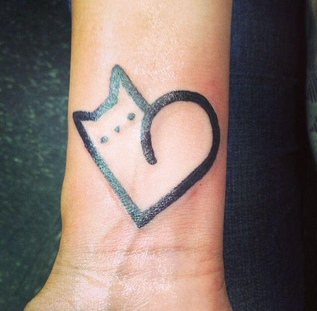 Image Result For What Do Paw Print Tattoos Mean