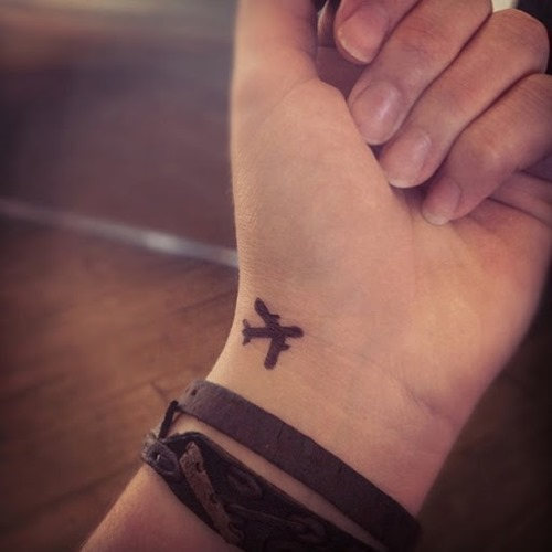 30 Small Wrist Tattoos: 30 Small Cute Tattoos For Girls