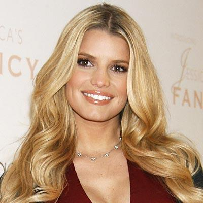 jessica simpson hair cut