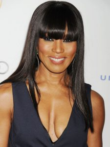 different types of side swept bangs