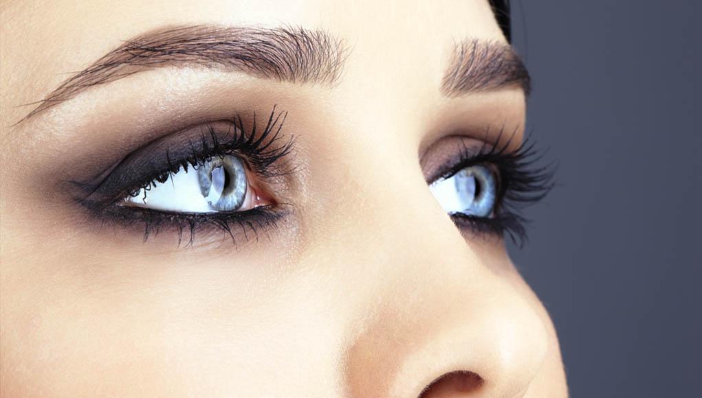 how to get rid of eyebrow die