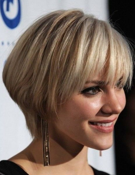 shoulder length hairstyles for thick hair