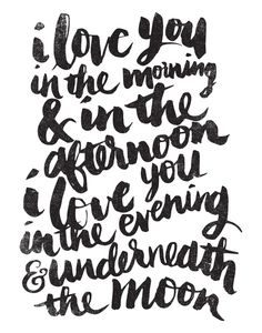 sweet love quotes for mornings