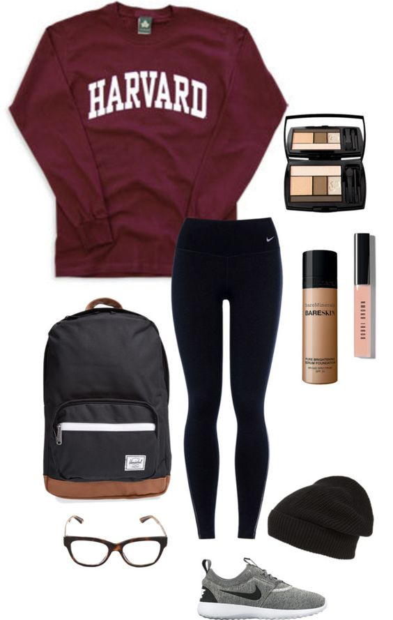 College Fashion: 20 Cute College Outfits