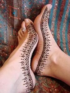 25 Gorgeous Henna Tattoo Designs Henna Tattoo Ideas