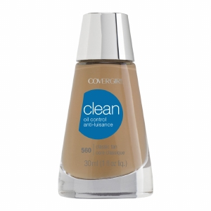 13covergirl clean oil control