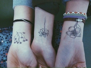 Sister Tattoos: 30 Sister Tattoo Ideas For You and Your Sis! - Part 3