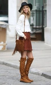 western style dresses
