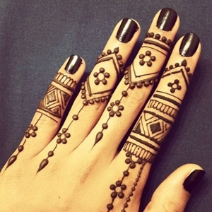 henna drawings