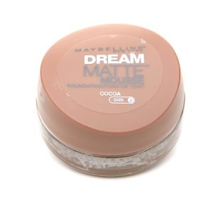 6maybelline dream mousse