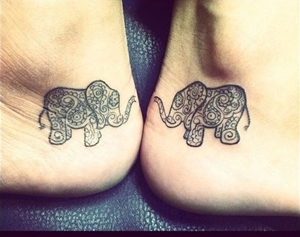 Sister Tattoos: 30 Sister Tattoo Ideas For You and Your Sis!