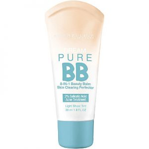 9maybelline dream pure bb