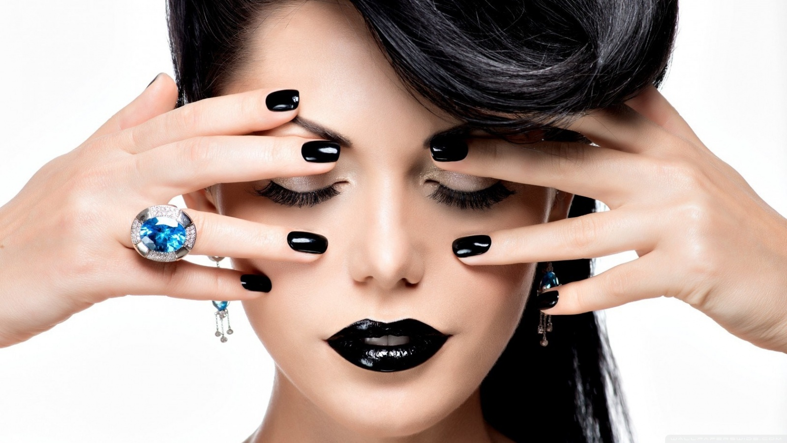 30 Black Nail Designs Black Nail Art Ideas