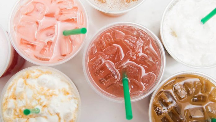 Healthy Starbucks Drinks: healthy drinks at starbucks