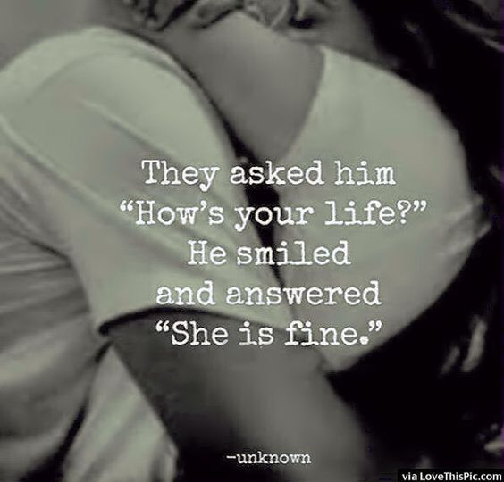 sweet girlfriend quote
