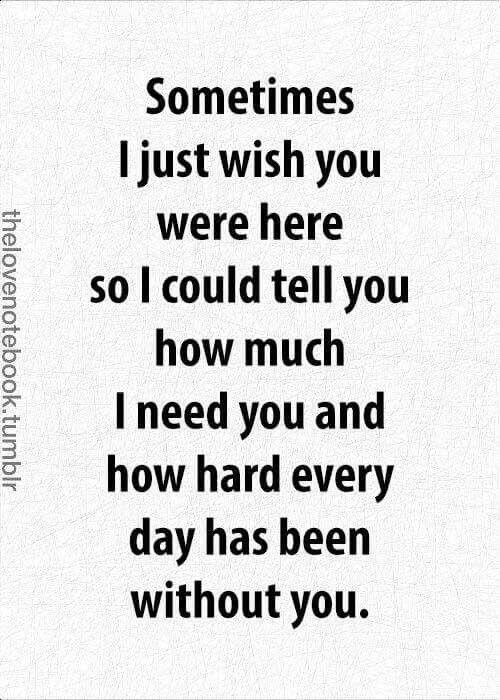 i love you and miss you quotes for him